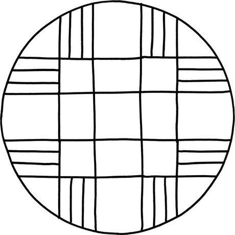 Mandalas zum ausdrucken mit geometrischen Formen und Mustern                                                                                                                                                     Mehr
