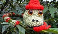 Amigurumi készítése lépésről lépésre: A kígyó éve