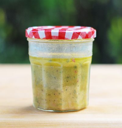 The BEST EVER Homemade Salad Dressing