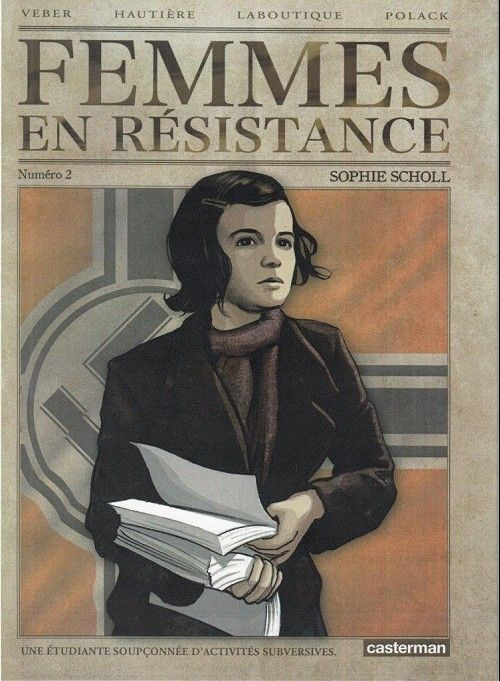sophie scholl essay Trump vs sophie scholl: lessons in courageous resistance trump vs sophie scholl: lessons in courageous resistance sophie scholl and her fellow students in.