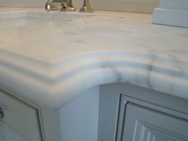 tile trim granite bathroom ideas vanities forward vanity edge