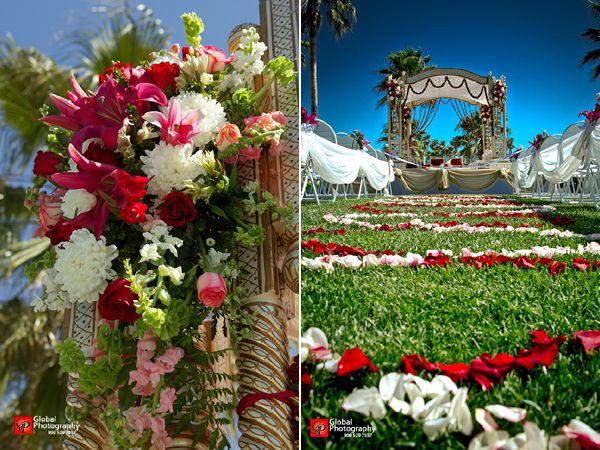 indian-wedding-outdoor-mandap