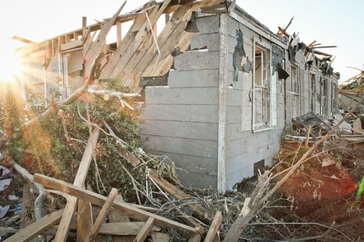 Events: Tornado Aftermath » Sumerlin Photography