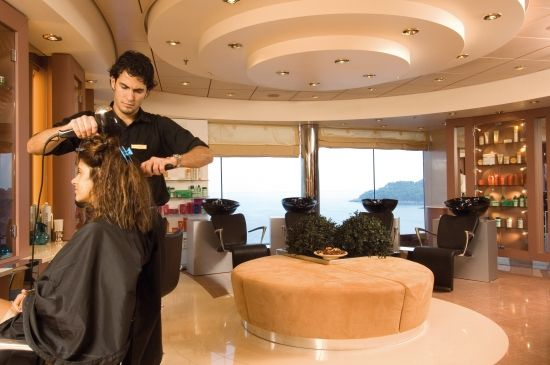MSC Musica - Hairdresser