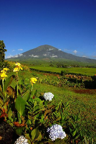 Mount Dempo, Indonesia