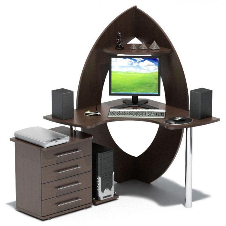 Новинки: угловой компьютерный стол «Сокол мебель КСТ-101+КТ-102» всего за 15290 рублей! #столы #интерьер