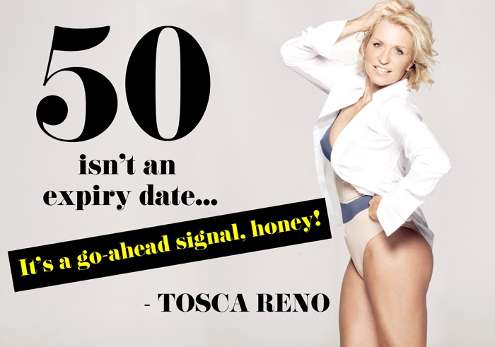 Tosca Reno's blog (Eat Clean Diet)
