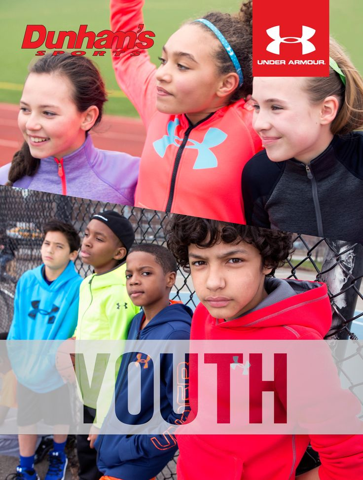Dunham's Sports Under Armour Youth Digital Catalog 10/17-12/31