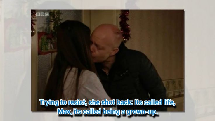 EastEnders fans REVOLTED as Max Branning and Stacey Fowler romp on the floor