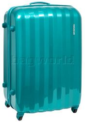 American Tourister Prismo Large 75cm Hardside Suitcase Turquoise 41003