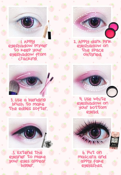 Thanks to ichigoflavor for this Kawaii eye makeup tutorial using beuberry teddy bear pink circle lenses. Animal circle lenses come in various pattern and sweet colors... Read more in http://uniqsoblog.blogspot.com/2013/09/beuberry-teddy-bear-pink-circle-lenses_6.html  ====== Get this cute lenses in http://www.uniqso.com/beuberry-teddy-bear-pink @ $17.90 only.  ====== #PinkCircleLenses #PinkColorContacts  #PinkColorLenses #PinkContacts #Makeup #KawaiiMakeup