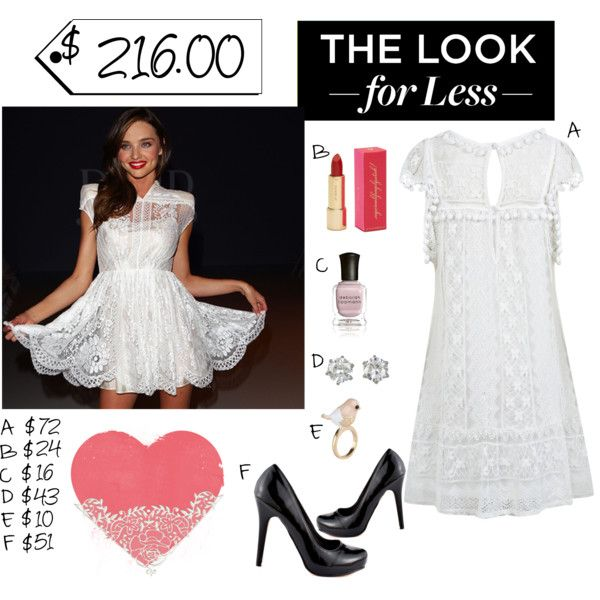 """""""The Look for Less: Summer Dresses"""""""