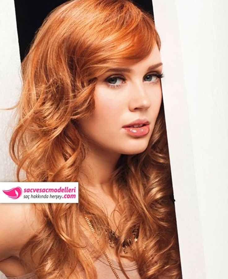 Coloration blonde qui devient rousse