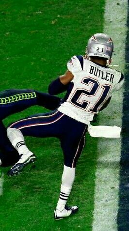 The Butler did it...with the 'pick'...in the end zone...
