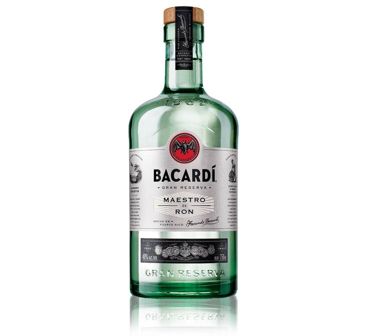Give the Gift of Bacardi Gran Reserva