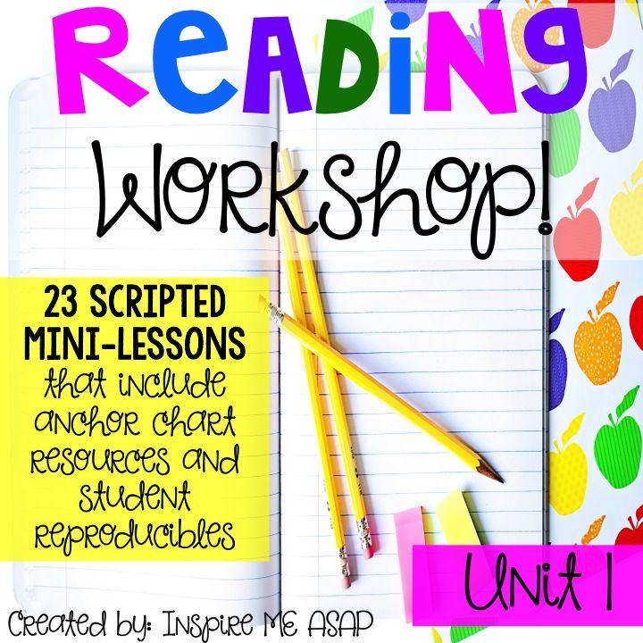 reading workshop file