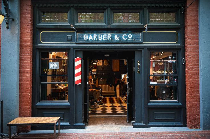 BARBER AND CO: Bexter Indonesia, Restaurant Retail Interior