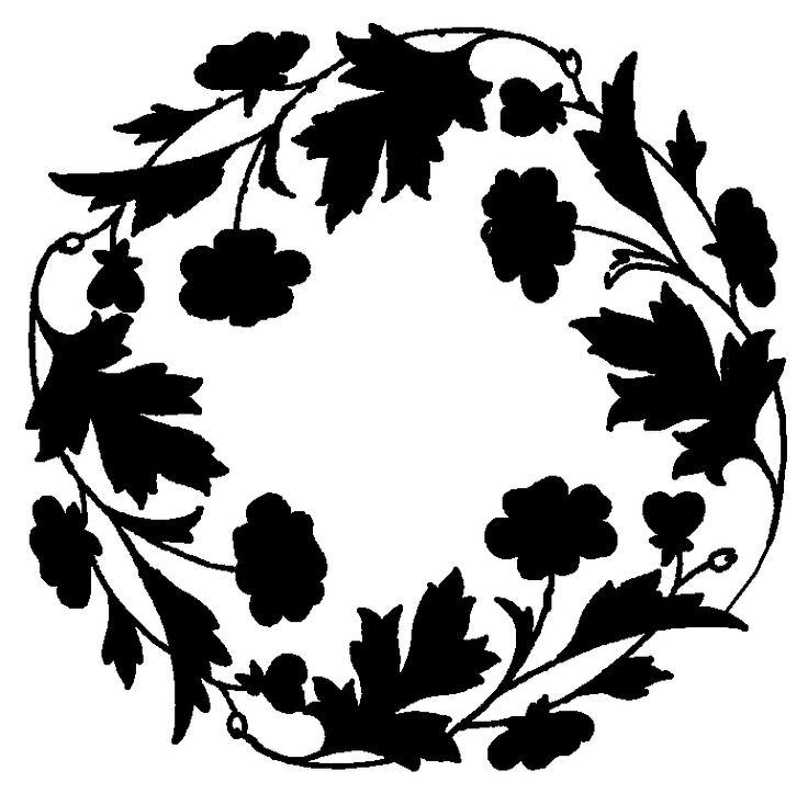 ZOOM DISEÑO Y FOTOGRAFIA: 30 frame o ventanas circulares de flores, free