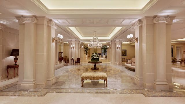Luxury Life Design: Luxurious King George, Athens
