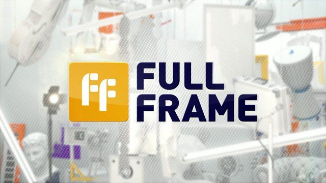 "Take a look at the new show open we created for CCTV America's latest program ""Full Frame,""  a weekly, one-hour talk program focusing on cultural and living issues that target a global audience."