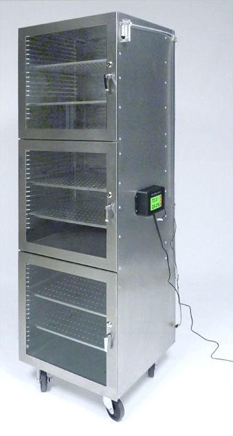 Luxury Electronic Component Storage Cabinet
