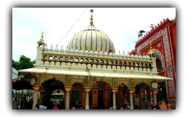 Hazrat Nizamuddin Dargah, renowned Sufi shrine at Delhi
