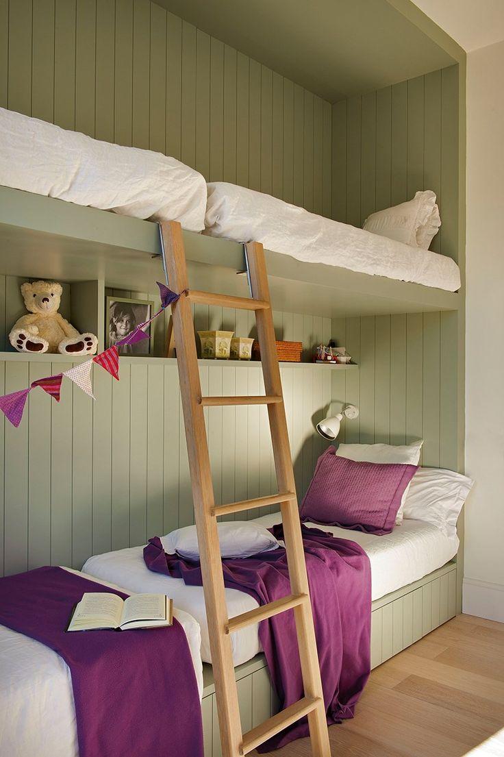 Las 25 mejores ideas sobre dormitorios para chicas - Ikea mantas para camas ...