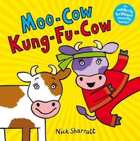 Moo Cow Kung-Fu-Cow