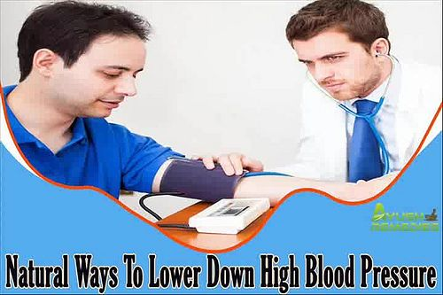 You can find more details about the natural ways to lower blood pressure at http://www.ayushremedies.com/hypertension-natural-treatment.htm Dear friend, in this video we are going to discuss about the natural ways to lower blood pressure. Nowadays, there is an increase in the number of people diagnosed with high blood pressure and they can get out of the same naturally.