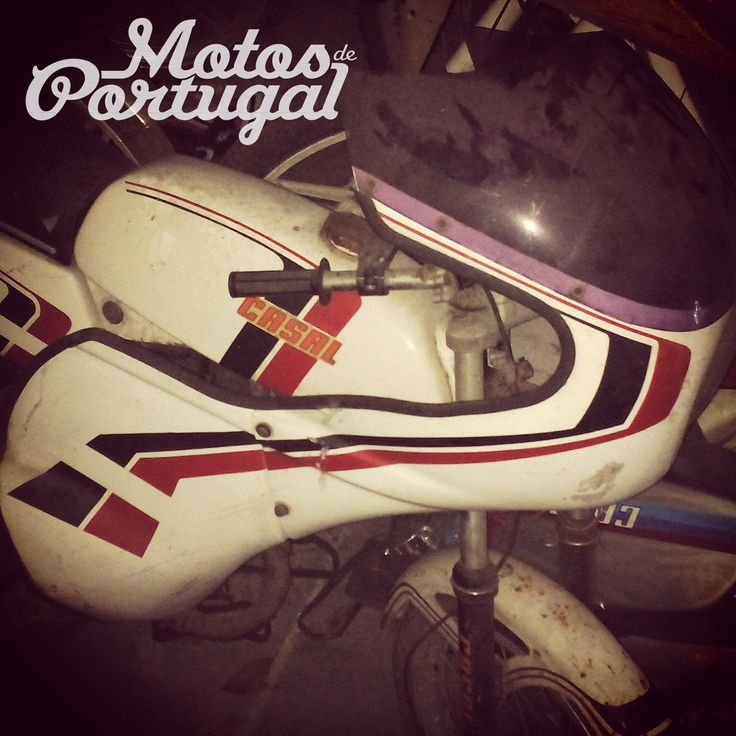 barnfind. Casal 50 moped. Made in Portugal 70's