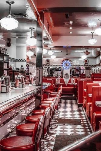 Best 25 Vintage Diner Ideas On Pinterest 1950s Diner