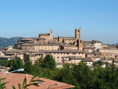 The village where my grandparents were born.  I love it there