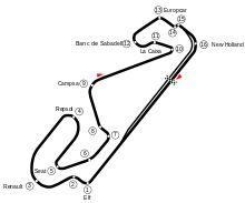 Grand Prix automobile d'Espagne