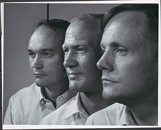 As a youngster these guys were, and still are my heros, the amazing Apollo 11 crew Collins, Aldrin, and Armstrong