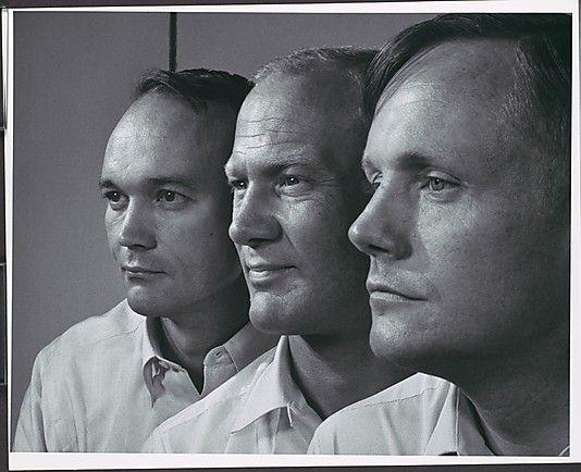 Apollo 11: Collins, Aldrin, Armstrong