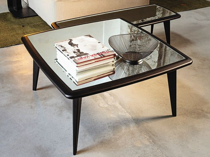 9500 Xmax Square Coffee Table By Vibieffe Design Gianluigi Landoni