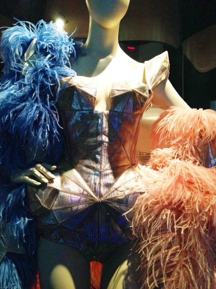 "Jean Paul Gaultier: How The ""Enfant Terrible"" Of French Fashion Influenced Modern Lingerie - http://www.thelingerieaddict.com/2014/02/jean-paul-gaultier-enfant-terrible-french-fashion-influenced-modern-lingerie.html"