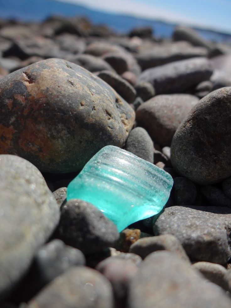 sea glass nova scotia beach
