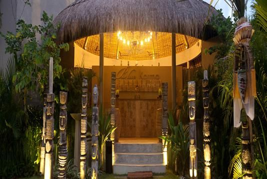 Enjoy the sand, sea and fun while staying at the beach hotels in Bali. Want to pamper your senses? The exquisite Slimming Center and Spa here offers you the ultimate comfort. Take trip to the beach hotels in Bali and make your holidays large and extravagant.
