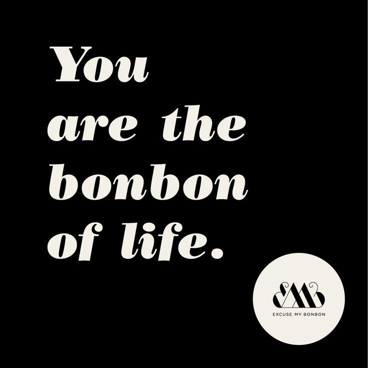 Excuse My BonBon Quotes