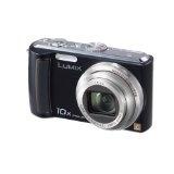 Panasonic Lumix DMC-TZ5K 9MP Digital Camera with 10x Wide Angle MEGA Optical Image Stabilized Zoom (Black) (Electronics)By Panasonic