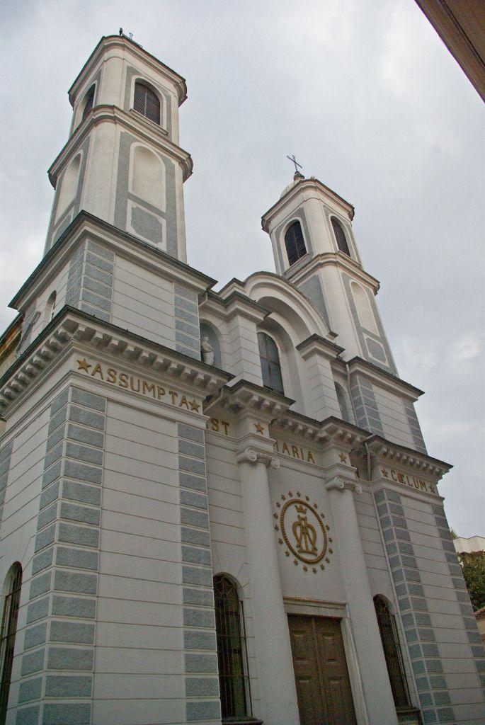 Moda Assumption Church, Kadikoy