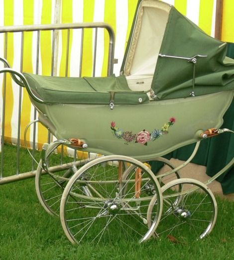 I am into remodeling Prams.