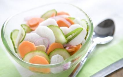 ... are fast! Vietnamese Quick-Pickled Vegetables | Whole Foods Market