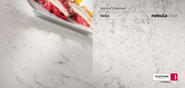 Silestone Helix/ a Silestone that looks similar to marble...