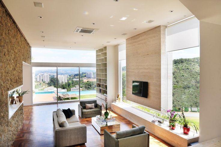 #quitetefaria Vidros e uma bela vista
