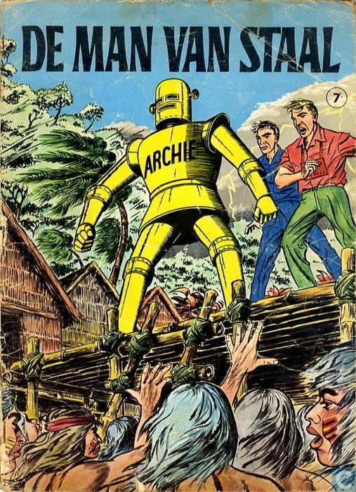 De man van staal 7  1969