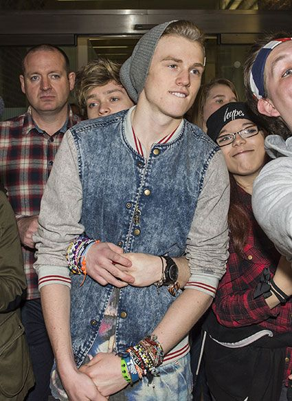 Connor Ball and Tristan Evans  #Tronnor