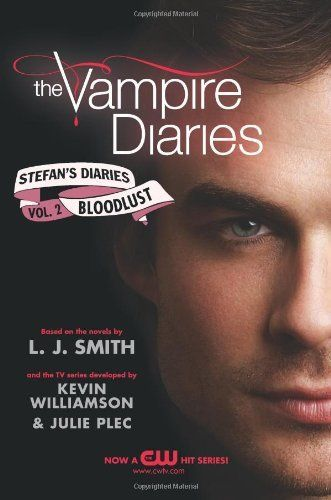 35 best the vampire diaries images on pinterest the vampire the vampire diaries stefans diaries bloodlust a book by l fandeluxe Choice Image