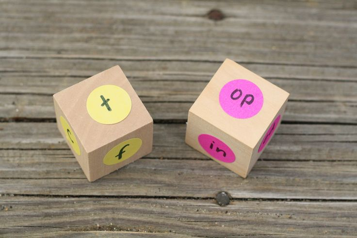 How to teach Word Families using games
